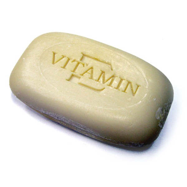 Natural Selections Vitamin E Health Soap - 100gm Unwrapped