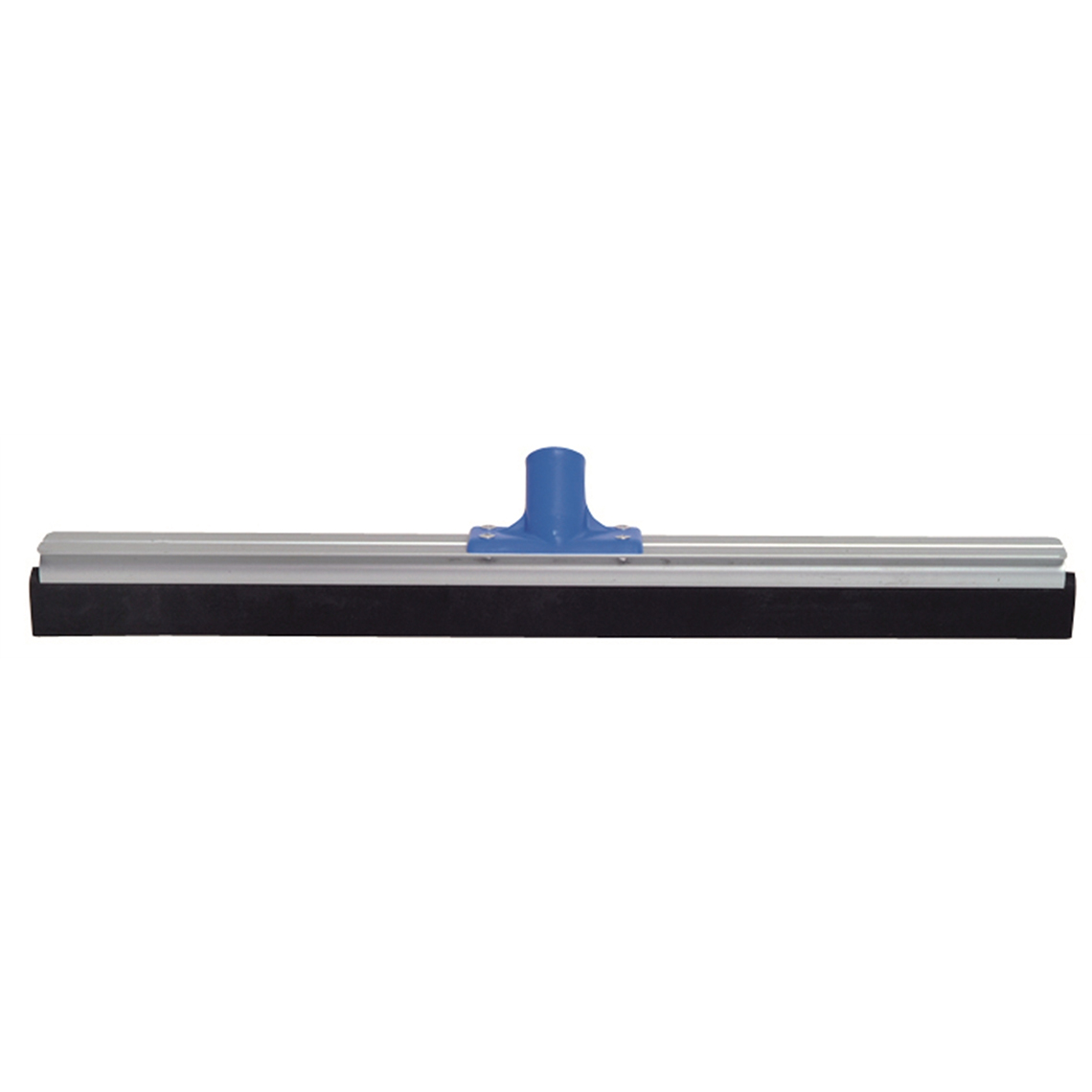 Aluminium Floor Squeegee - 600mm - Blue