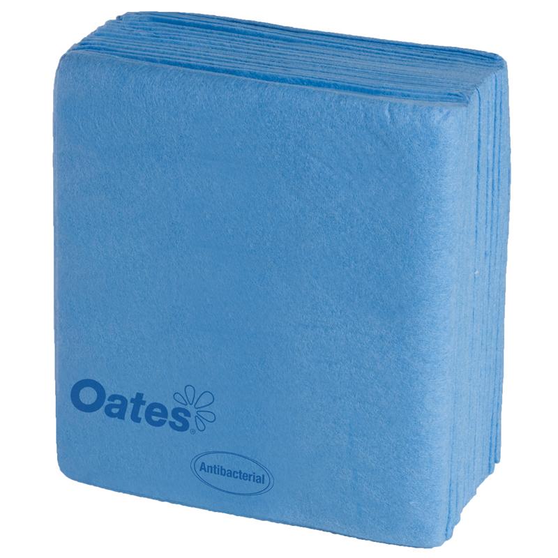 Super Industrial Wipes - 30 x 40cm Pack 10 - Blue