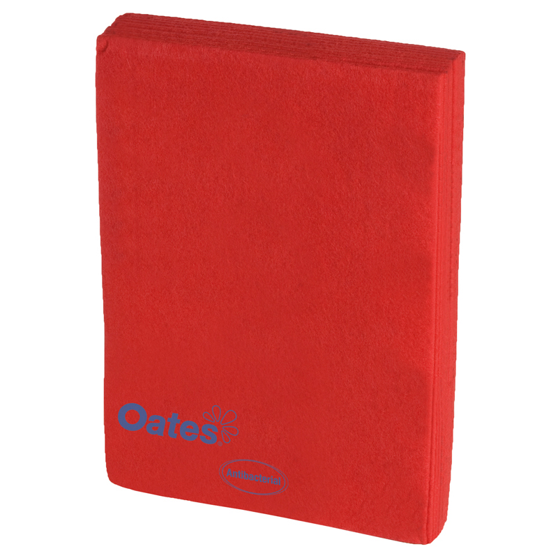 Super Industrial Wipes - 30 x 40cm Pack 10 - Red