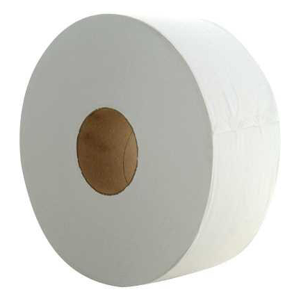 TruSoft Jumbo Toilet Roll - 2 Ply Recycled
