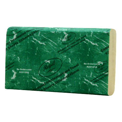 Regal Compact Pre-cut Interleaved Hand Towel