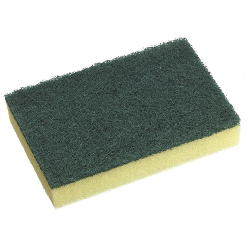 Scour & Sponge Pack - Green