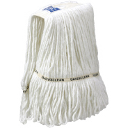 Floormaster Hospital Launder Mop - Refill White
