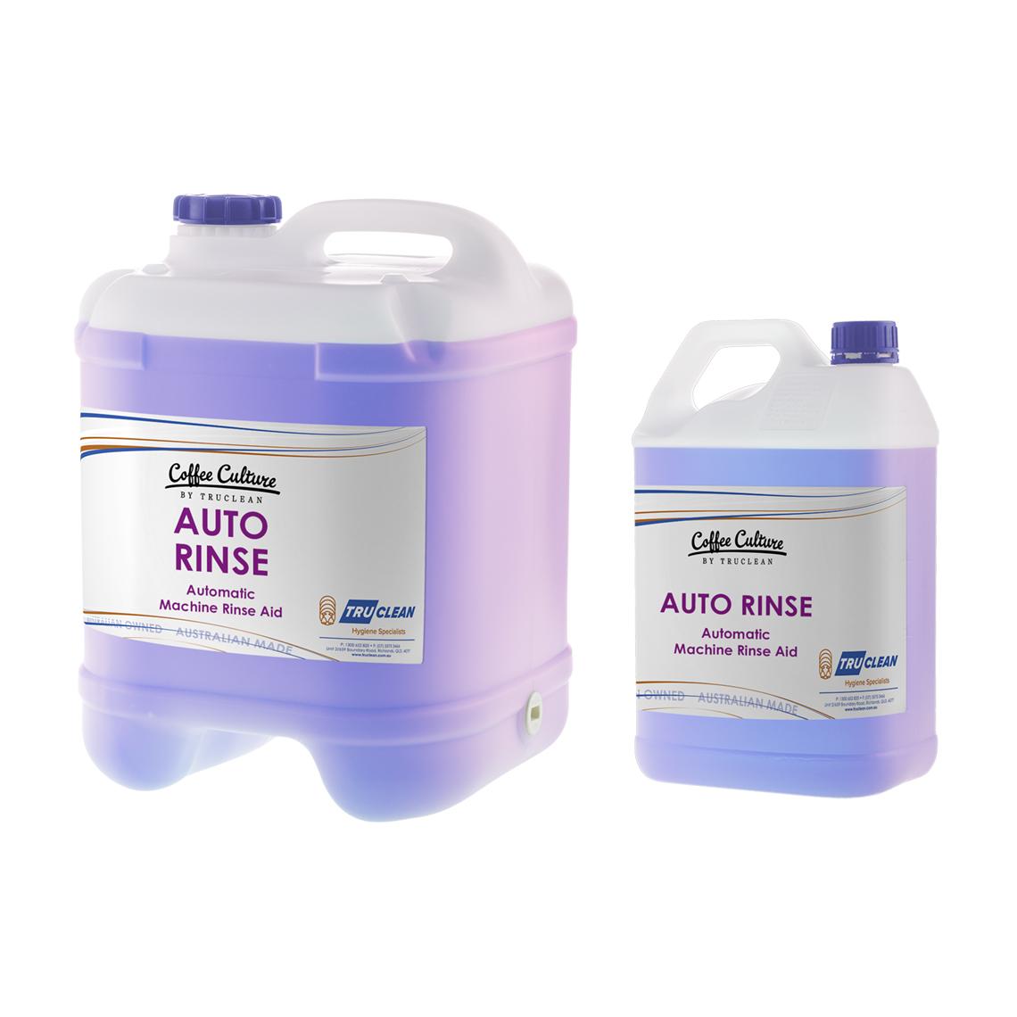 Auto Rinse